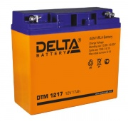 Аккумулятор для эхолота Delta DTM 1217