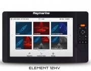 Эхолот Raymarine Element 12 HV без датчика