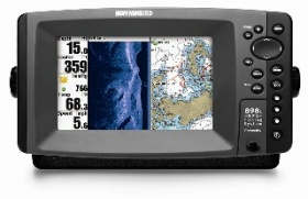 Эхолот Humminbird 898cx HD SI Combo
