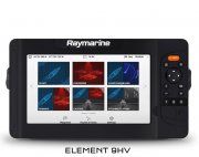 Эхолот Raymarine Element 9 HV без датчика