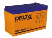 Аккумулятор для эхолота Delta DTM 1207