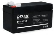 Аккумулятор для эхолота Delta DT 12012