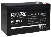 Аккумулятор для эхолота Delta DT 1207