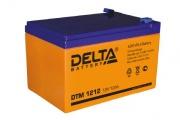 Аккумулятор для эхолота Delta DTM 1212